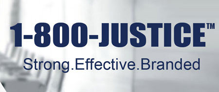 1-800-Justice - Vanity number for Lawyers